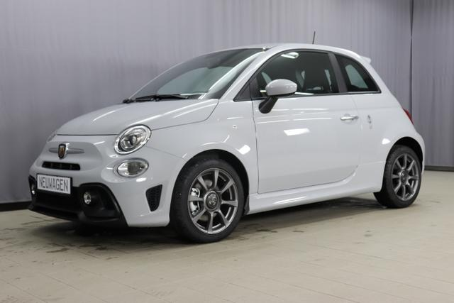 "Abarth 595 UVP 22.020.- 1,4 T-Jet Navigationssystem, MJ 2020, Apple CarPlay, LED-Tagfahrlicht, 7 Zoll TFT Farbdisplay, Analoges Manometer, 16""-LM uvm."