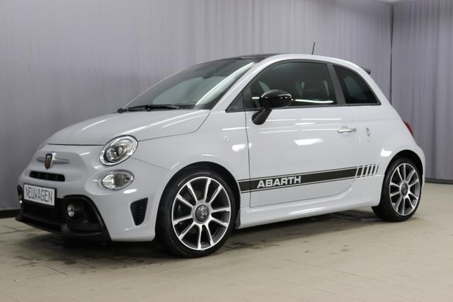 Abarth 595 Turismo - 1,4 Jet Dualogic Sie sparen Euro 5180 Automatisiertes 5-Gang Getriebe, Uconnect Navigationssystem, DAB, Apple Carplay Android, Klimaautomatik, 17 Zoll Leichtmetallräder, volldigitales Kombiinstrument uvm.
