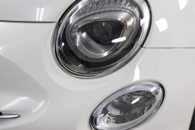 FIAT 500 1.2 8v City 268 Weiß