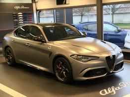 Giulia - NRING Edition 2.9 V6 Bi-Turbo 510PS AT8 Quadrifoglio EINER von 108
