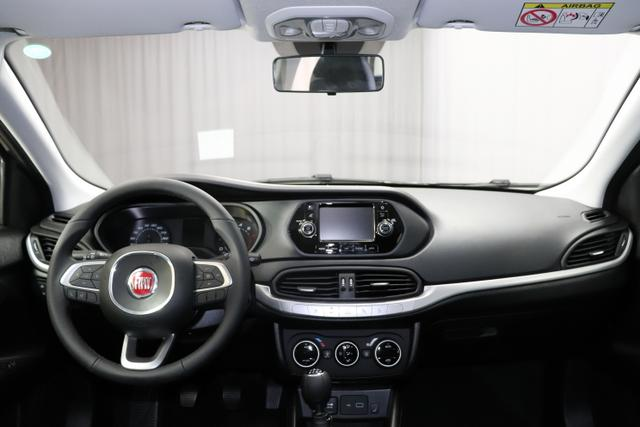 Fiat Tipo Kombi Pop Plus 1.4 70kW 95PS / 5DE Start Stopp Euro 6dtemp695 Colosseo Grau Metallic