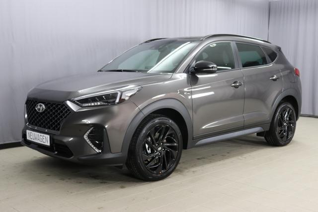 Hyundai Tucson - N-LINE