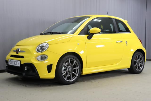 "Vorlauffahrzeug Abarth 595 - UVP 22.170.- 1,4 T-Jet Navigationssystem, MJ 2020, Apple CarPlay, 16""-LM, LED-Tagfahrlicht, 7 Zoll TFT Farbdisplay, Analoges Manometer"