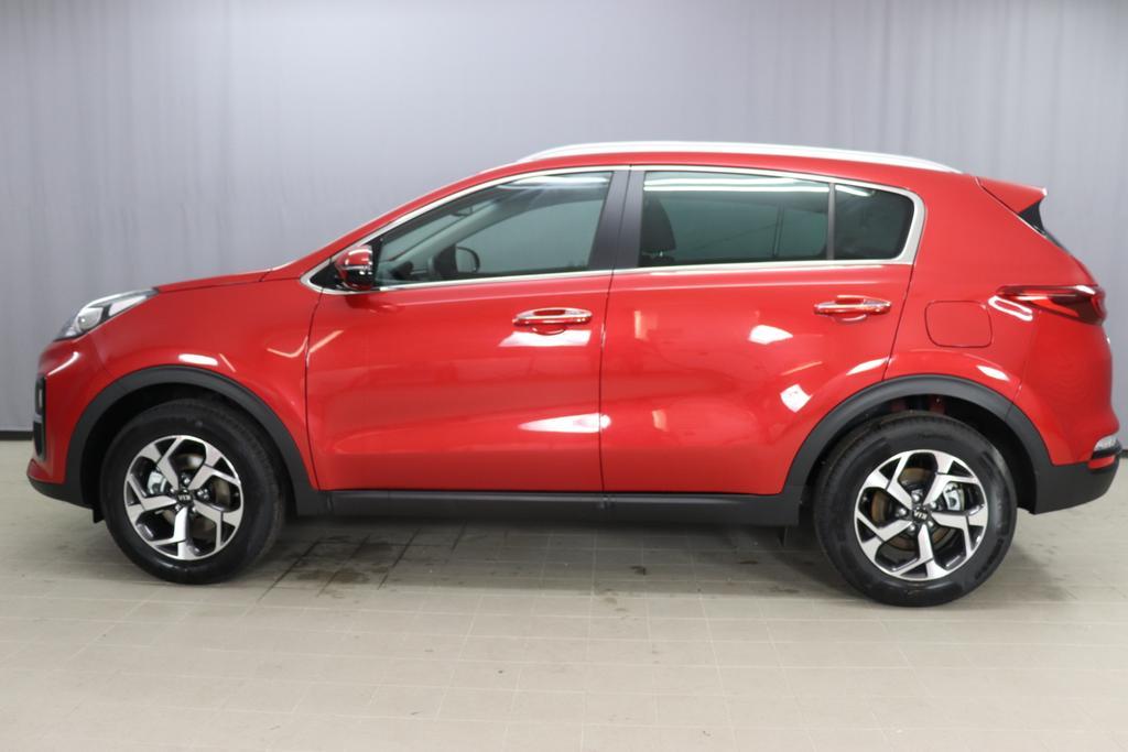 Kia Vision Sportage 2WD 132PS red metallic