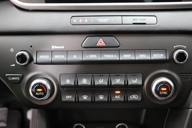 Kia Vision Sportage 2WD 132PS Dark Penta