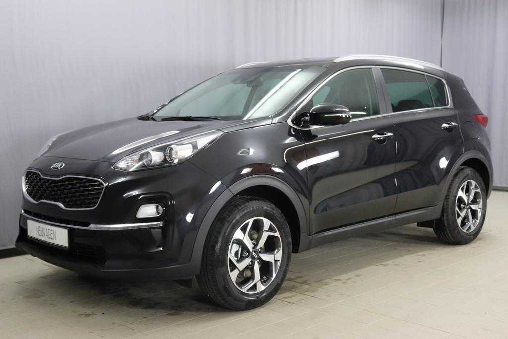 Kia Vision Sportage 2WD 132PS Black Pearl Metallic