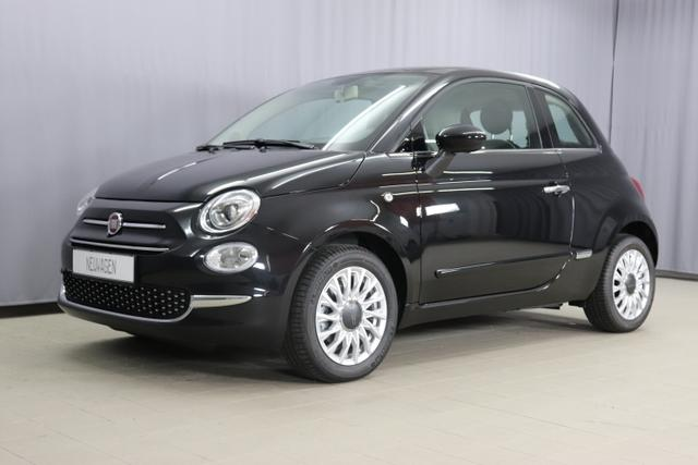 Fiat 500 - Lounge Sie sparen 7.490 Euro 1,2 8V Uconnect NAVIGATION und DAB+, Apple CarPlay/Android, PDC hinten, Kühlergrill Verchromt, Klimaautomatik, Glasdach feststehend, 15