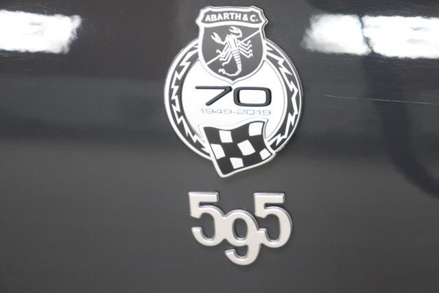 Abarth 595 Pista Grau Neu