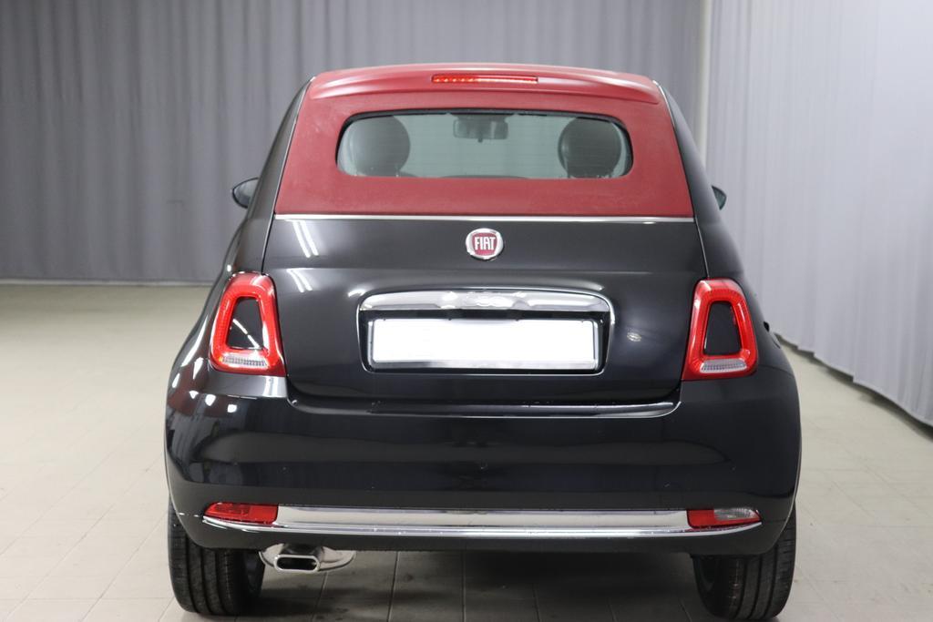 Fiat 500c Star 1 2 8v Uvp 23 645 Euro Leder Poltrona Navigationssystem Dab Klimaautomatik Pdc Hinten Apple Carplay Android Auto Licht Und Regensensor Lederschaltknauf 16 Zoll Alufelgen Uvm Autozentrum Zillig