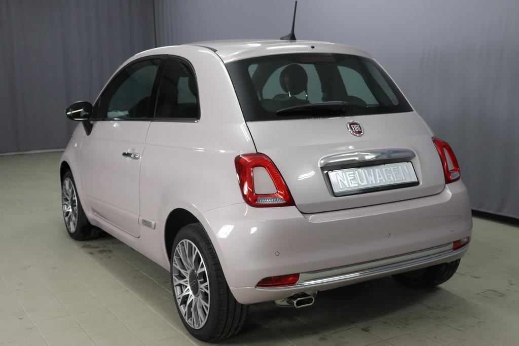 Fiat 500 1,2 8V S&S Star 51kW 69 PS494 Stella Weiß