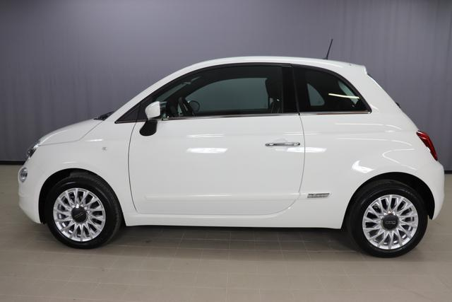 Fiat 500 - Lounge Sie sparen 6690 Euro 1,2 8V Serie7, Modell 2020, Lounge-Kit, Komfort Paket, 15