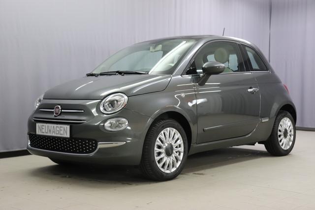 Fiat 500 - Lounge Sie sparen Euro 7.890 1,2 8V Uconnect 7'', Apple CarPlay/Android, PDC hinten, Kühlergrill Verchromt, Klimaautomatik, Glasdach feststehend, 15