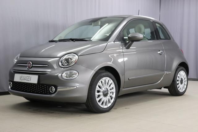Fiat 500      Lounge Sie sparen 6770 Euro 1,2 Serie7, Modell 2020, Uconnect NAV Navigationssystem mit 7