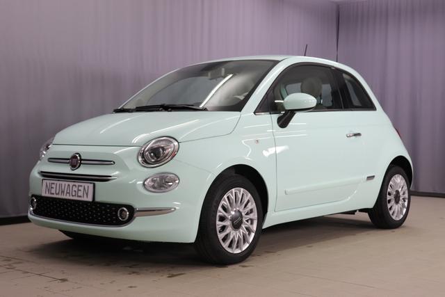 Fiat 500 - Lounge Sie sparen 6.770 Euro 1,2 8V Serie7, Modell 2020, Uconnect NAV Navigationssystem mit 7