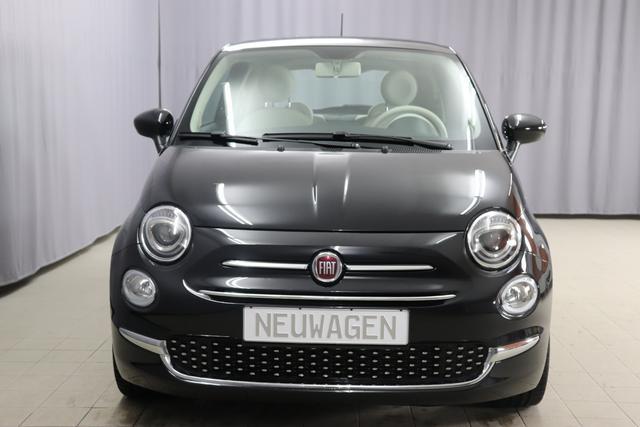 Fiat 500 - Lounge Sie sparen 7.890 Euro 1,2 8V Uconnect 7'', Apple CarPlay/Android, PDC hinten, Kühlergrill Verchromt, Klimaautomatik, Glasdach feststehend, 15