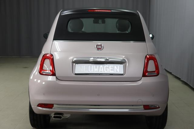 Fiat 500C 1,2 8V S&S Star 51kW 69 PS494 Stella Weiß