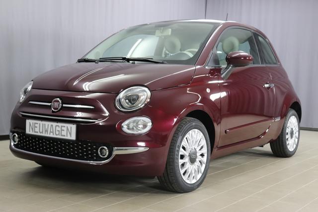 Fiat 500 - Lounge Sie sparen 7.160 Euro 1,2 Serie7 Modell 2020, Navigation+DAB, TFT Display, Klimaautomatik, PDC hiten, Nebelscheinwerfen uvm.