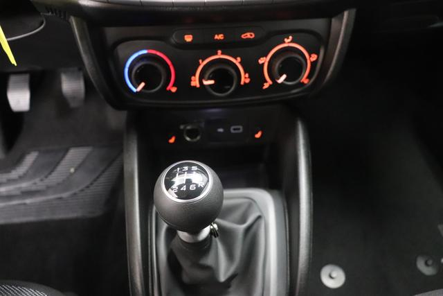 Fiat Tipo POP Kombi 1,4 16V 70KW / 95 PS249 Ambient Weiß