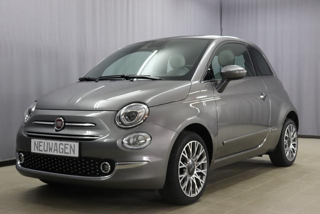 Fiat 500 - Star Sie sparen 6915 Euro 1,2 Modell 2020, Glasdach, Uconnect Navi, DAB, Apple Android, 7 Zoll TFT Display, 16 Alu, City Paket, Parksensoren, Licht- und Regensensor, Klimaautomatik, Nebelscheinwerfer, uvm.