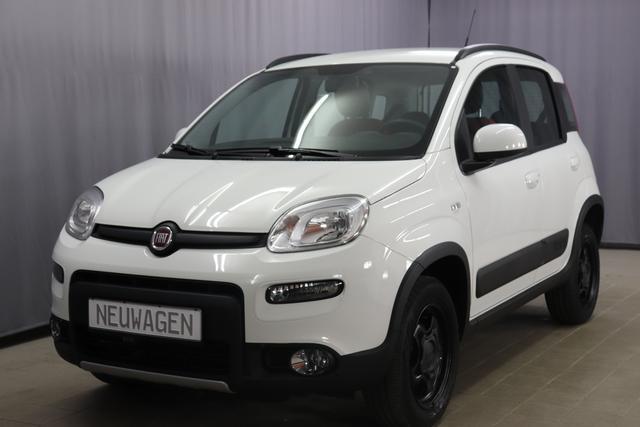 Fiat Panda - Wild 4x4 Sie sparen 4.810,00 Euro 0,9 Twin Air Turbo 85, Klimaautomatik, Alufelgen 15 Zoll, Isofix , Zentralverriegelung mit Fernbedienung, Höhenverstellbarer Fahrersitz