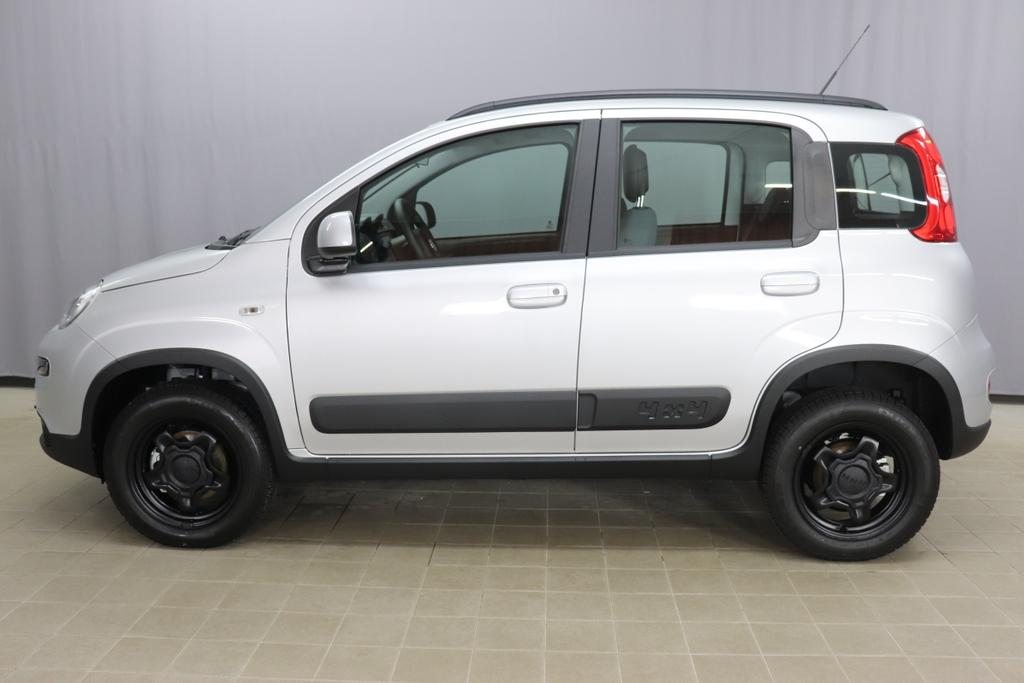 Panda 4x4 0,9 Twin Air Turbo 85 Wild 565 Active Grey