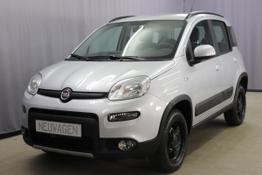 Panda - Wild 4x4 UVP 17.990,00 Euro 0,9 Twin Air Turbo 85, Klimaautomatik, Alufelgen 15 Zoll, Isofix , Zentralverriegelung mit Fernbedienung, Höhenverstellbarer Fahrersitz