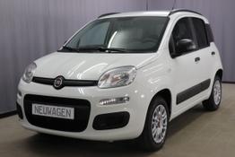 Panda - Easy UVP 1.940,00 Euro 1,2 70PS Klimaanlage, Style-Paket;Getönte Fensterscheiben hinten, Dachreling, Seitenschutzleisten, Außenspiegel elektrisch, Höhenverstellbarer Fahrersitz uvm