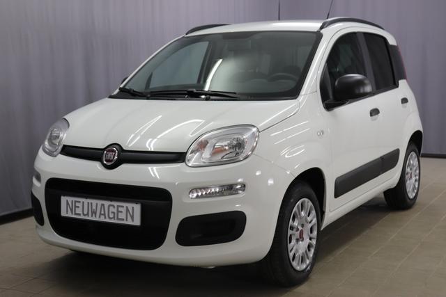 Fiat Panda - Easy Sie sparen 2.940 Euro 1,2 70PS, Klimaanlage, Style-Paket;Getönte Fensterscheiben hinten, Dachreling, Seitenschutzleisten, Außenspiegel elektrisch, Höhenverstellbarer Fahrersitz uvm