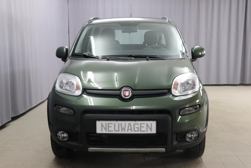 Panda 4x4 0,9 Twin Air Turbo 85 Wild 374 Tuscany Green