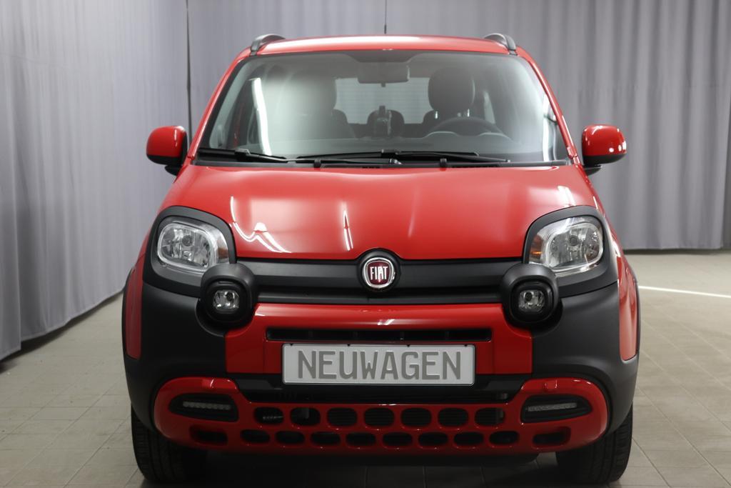 Panda 4x4 0,9 Twin Air Turbo 85 Cross 078 Tango Red