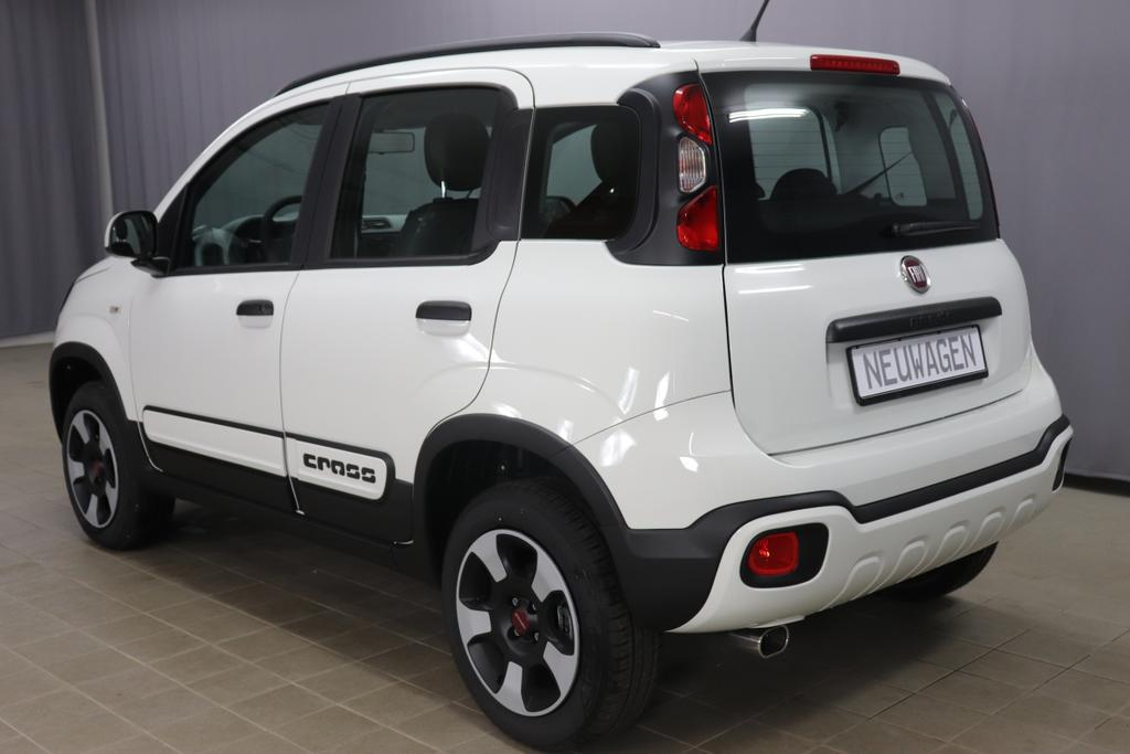 Panda 4x4 0,9 Twin Air Turbo 85 Cross296 Ambient White