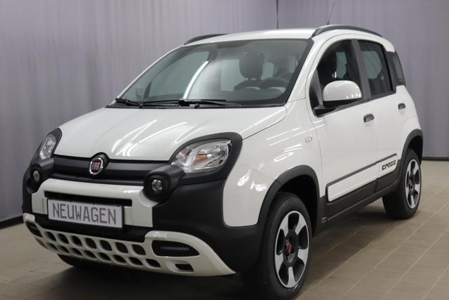 Fiat Panda - Cross Sie sparen 4.530,00 Euro 0,9 Twin Air Turbo 85 4x4 Allrad, Winterpaket: Frontscheibe beheizbar / Sitzheizung, Klimaautomatik, 15