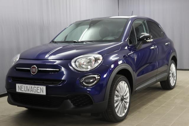 Fiat 500X      URBAN 1.6 E-Torq Sie sparen 6.705 Euro Navigationssystem, Mirroring via Apple CarPlay, Touchscreenradio mit 7