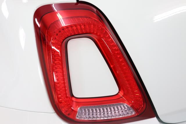 Fiat 500 1,2 8V S&S  Lounge 51kW 69 PS166 Lattementa Grün