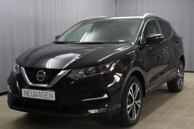 Nissan Qashqai - N-Connecta Sie sparen 10695,00 Euro 1.3 DIG-T Automatik, Panoramadach Fest, 18