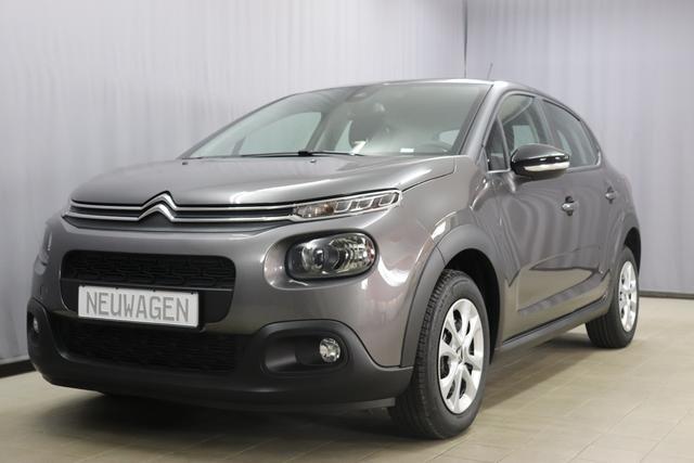 Citroën C3 - FEEL Sie sparen 6520 Euro 1,2 PureTech 82 Stop&Start Mirror Screen, Sitzheizung, Einparkhilfe hinten, Nebelscheinwerfer, Regensensor, Klimaautomatik, Spurassistent uvm