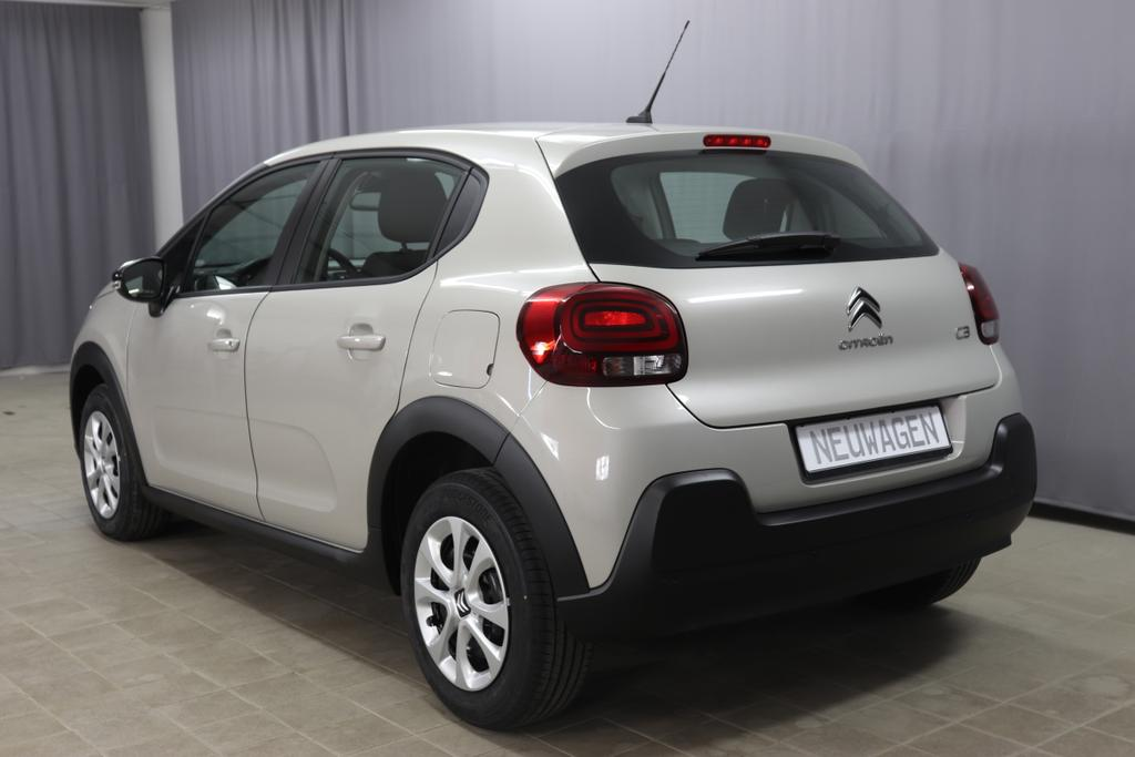 Citroen C3 Pure Tech 82 FeelBeige Metallic