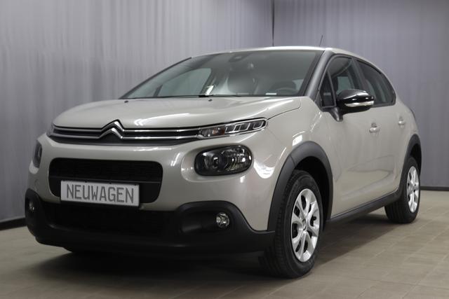 Citroën C3 - FEEL Sie sparen 6020 Euro 1,2 PureTech 82 Stop&Start Mirror Screen, Sitzheizung, Einparkhilfe hinten, Nebelscheinwerfer, Regensensor, Klimaautomatik, Spurassistent uvm