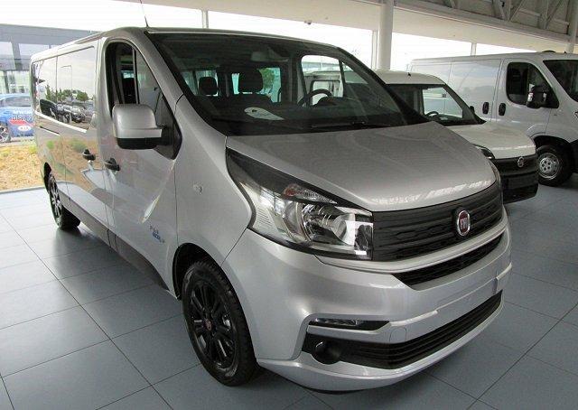 Fiat Talento - Kombi L1H1 Family 2.0 145 Navi, AppleCPL