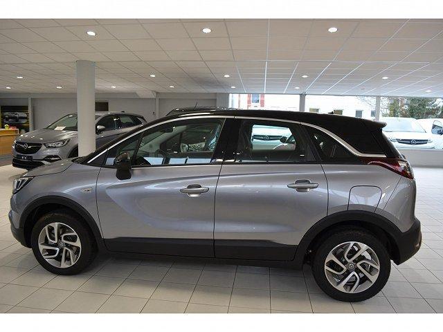 Opel Crossland X - Innovation beh. Frontscheibe Sitzheizung