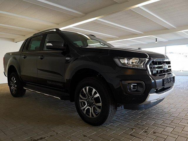 Ford Ranger - WILDTRAK DOKA STANDHEIZUNG / PDC AHK ROLLO