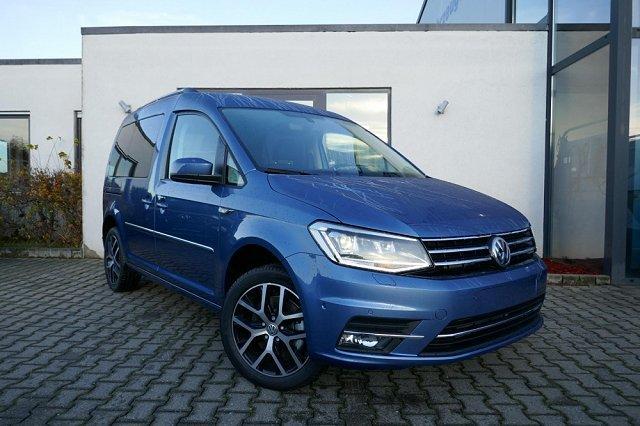 Volkswagen Caddy - HIGHLINE DSG/NaviKamera/Xenon/Standheizung