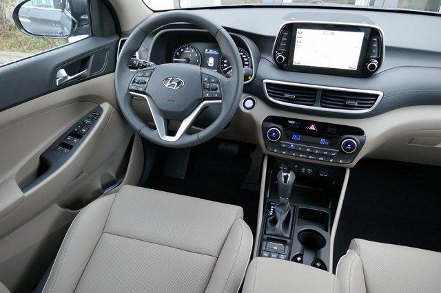 Hyundai Tucson - PREMIUM Allrad VOLLAUSSTATTUNG! SOFORT!