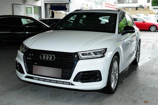 Audi Q5 - sport 50 TDI quattro LED/AHK/Pano/S line