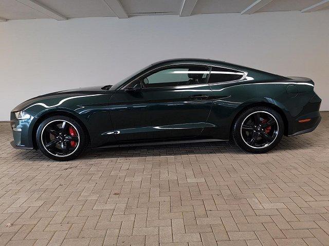 Ford Mustang - FASTBACK BULLITT V8 5.0 MAGNA-RIDE DIENSTWAGEN WERKE