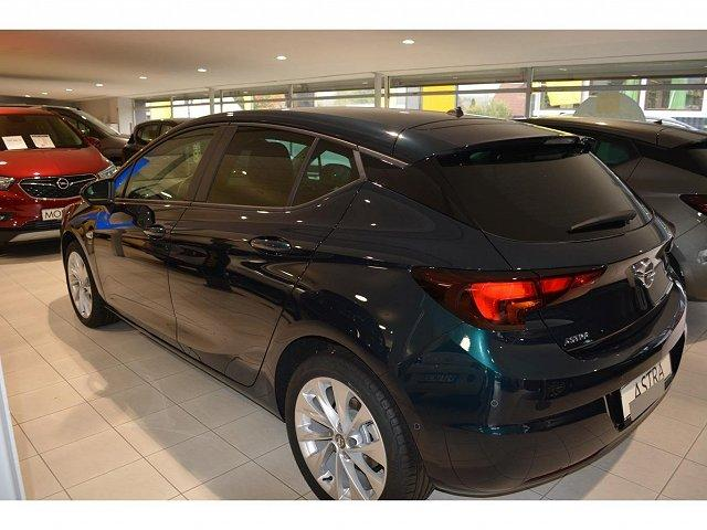Opel Astra - 120-Jahre Parkassistent Klimaautomatik