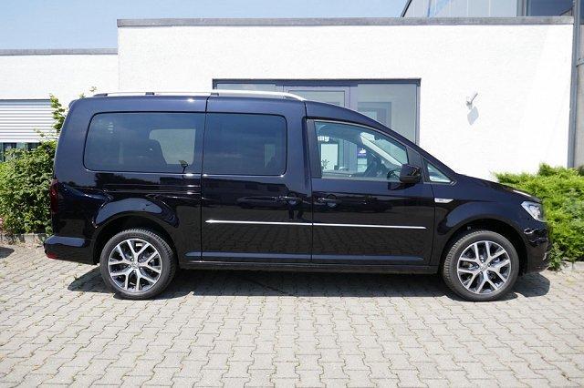 Volkswagen Caddy Maxi - HIGHLINE NavKameraXenonFrontschhzgAHK