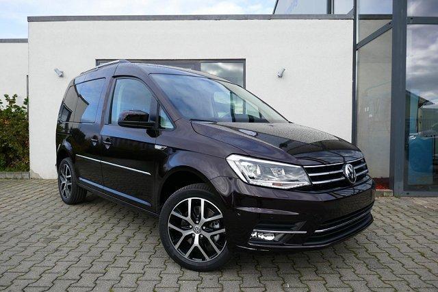 Volkswagen Caddy - HIGHLINE DSG/NaviKamera/Xenon/Standhzg/AHK