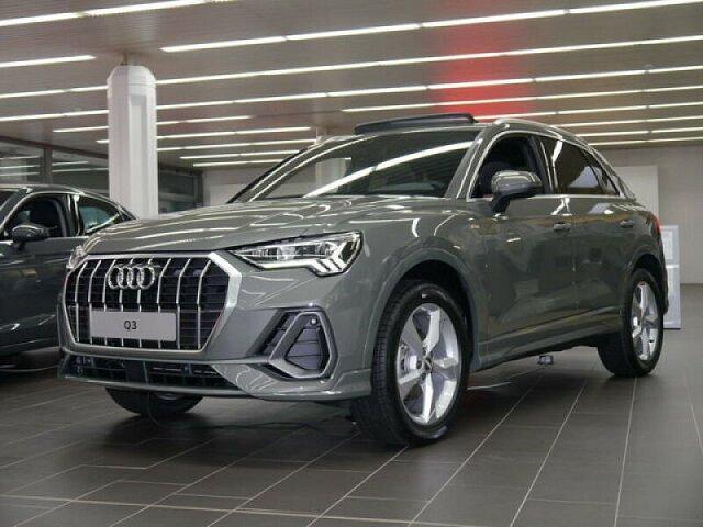 Audi Q3 - S line 35 TDI 110(150) kW(PS) s-tronic LED Metallic