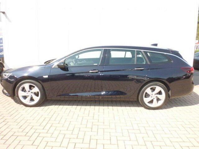 Opel Insignia Country Tourer - B ST 1,5 Innovation+Leder+LED+Navi+AHK